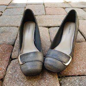 Croft & Barrow  Multi Color  Heels  Shoes
